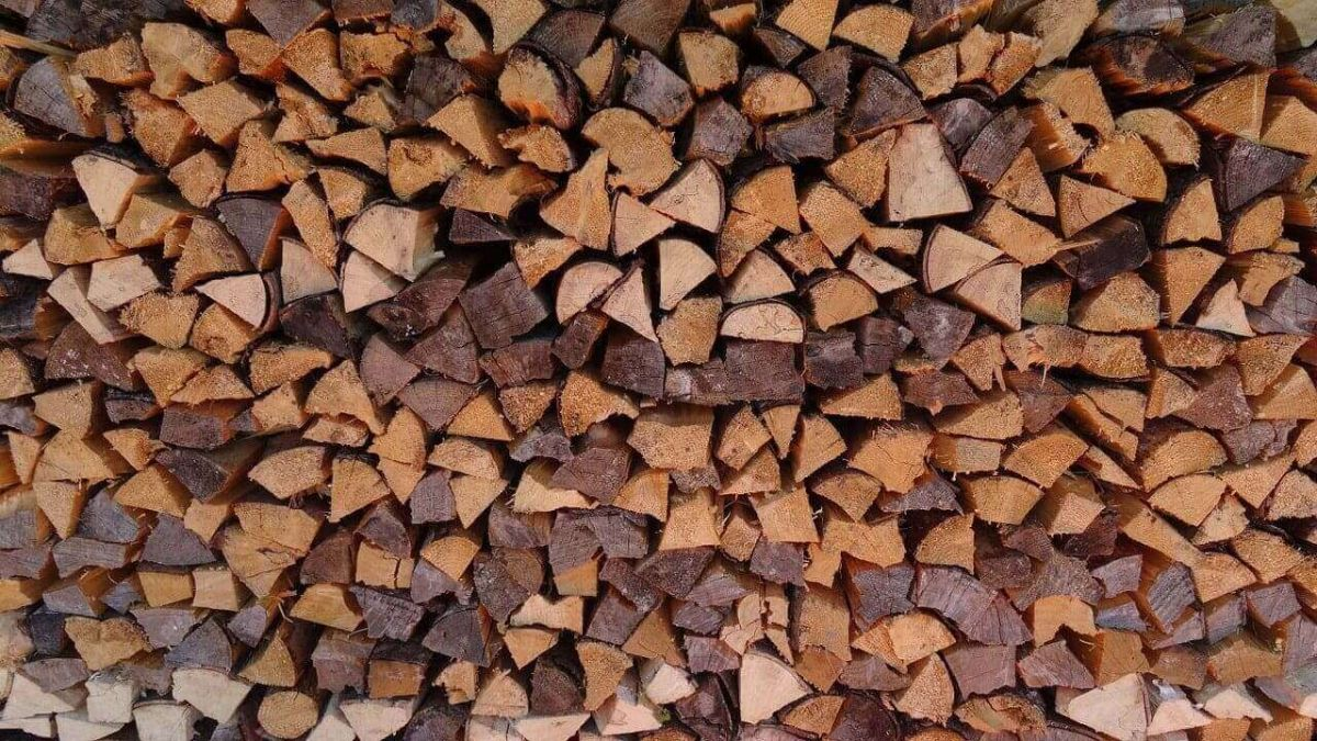 How Much Is A Cord Of Wood? - The More Firewood Facts