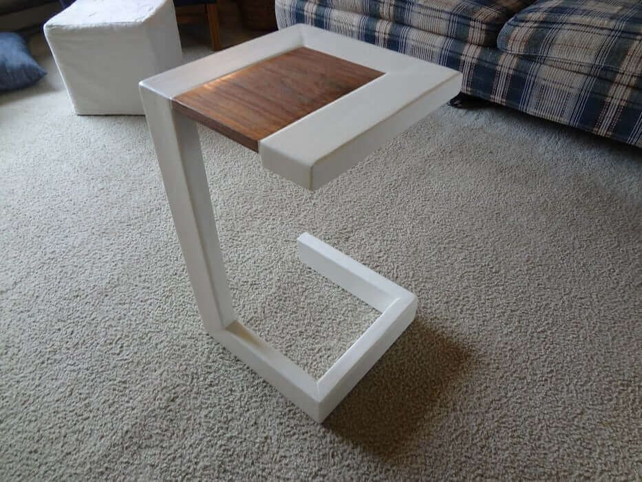 2×4 End Table