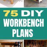 Free DIY Workbench Plans