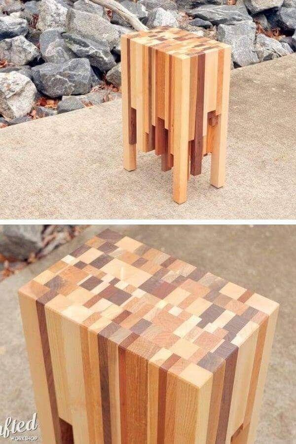Designer Wood Table