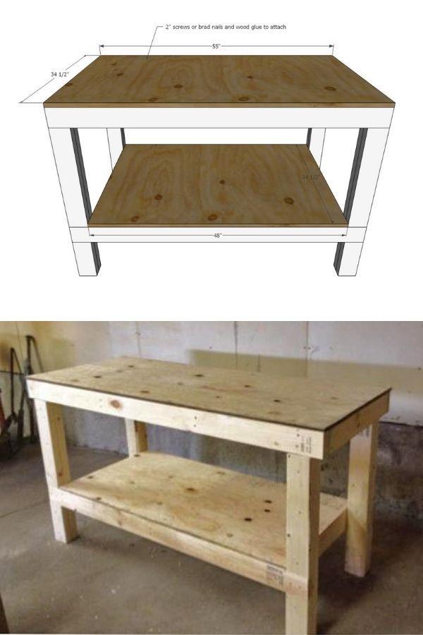 Easy Workshop Workbench