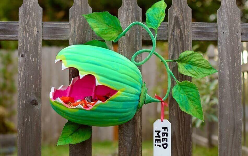 Flytrap Candy Holder