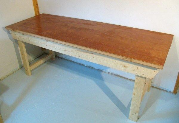 Free Easy Build Workbench