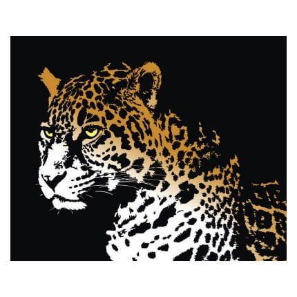 Jaguar Scroll Saw Pattern