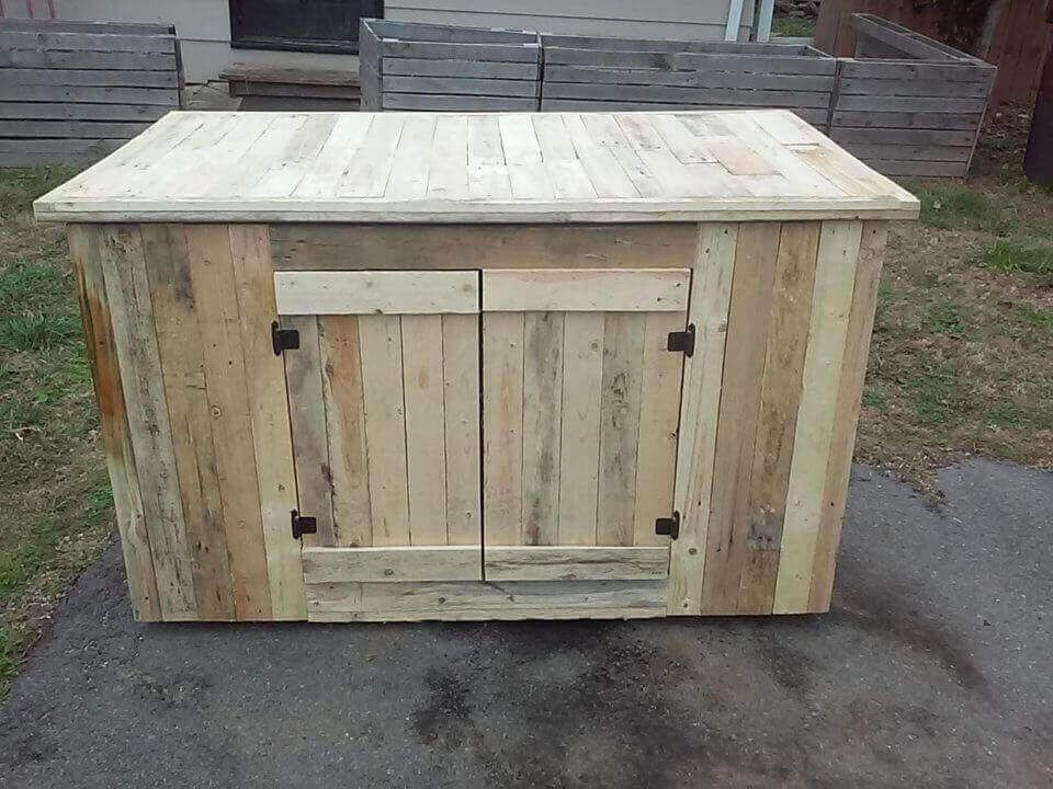 Kitchen Islands With Cabinets