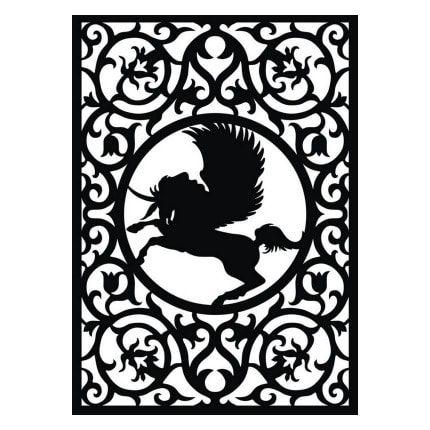 Pegasus Panel Pattern