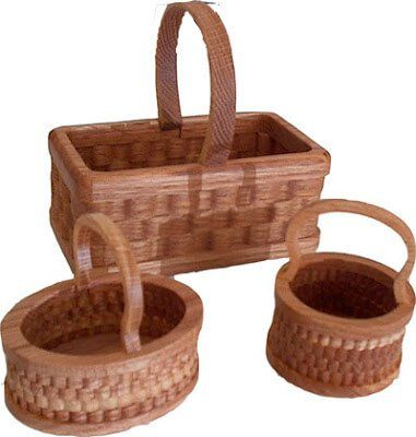 The Picnic Basket Patterns