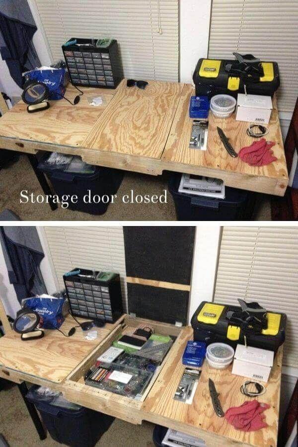 Storage Workbench Plan