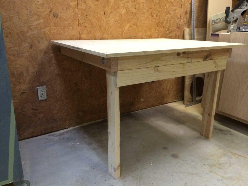 The Folding Workbench