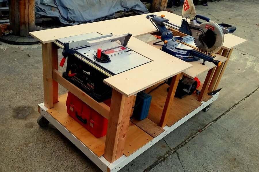 Utility Workbench