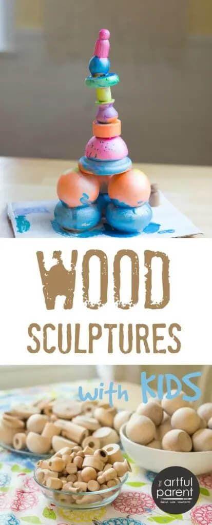 Easy Wood Sculpture