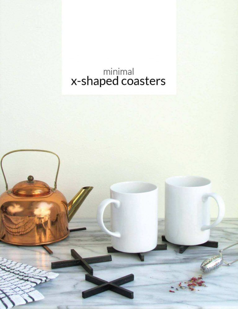 X-Shaped Coasters
