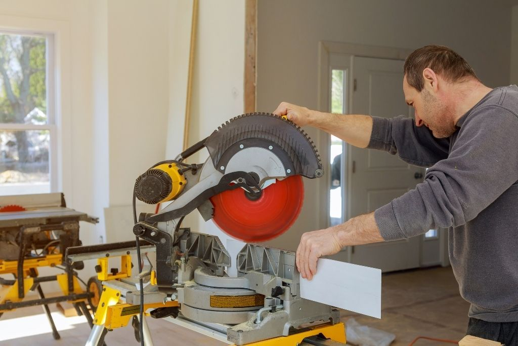Can You Cut Metal With A Miter Saw?