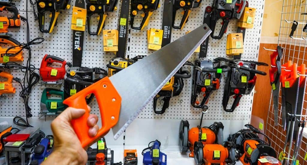 55 Different Types of Saws And Their Uses