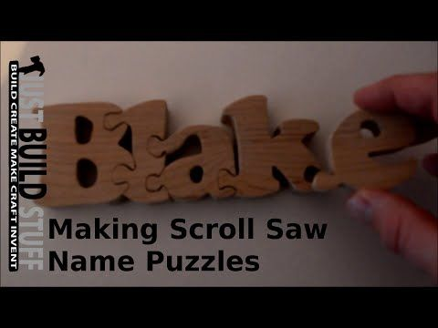 Name In A Fun Puzzle