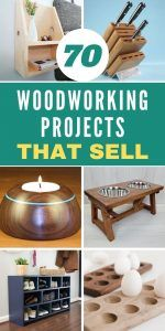 Woodworking Projects That Sell