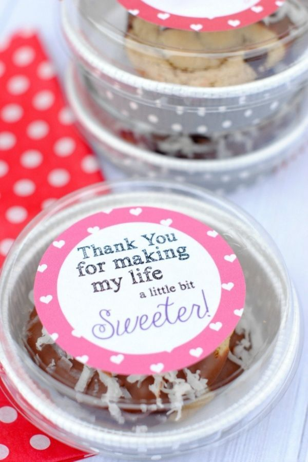 Cute Valentine's Gift Tags & Packaging