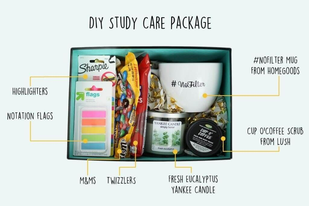 DIY Study Care Package