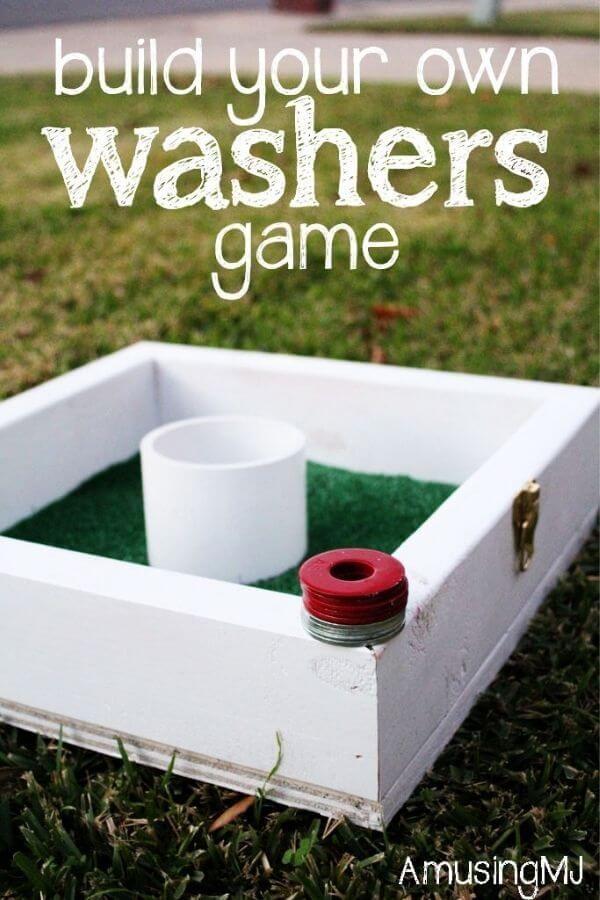 DIY Washer Game