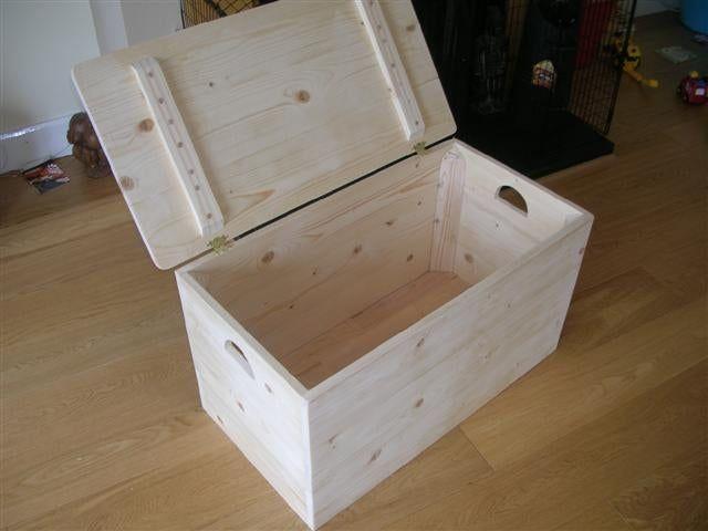 Simple Storage Box