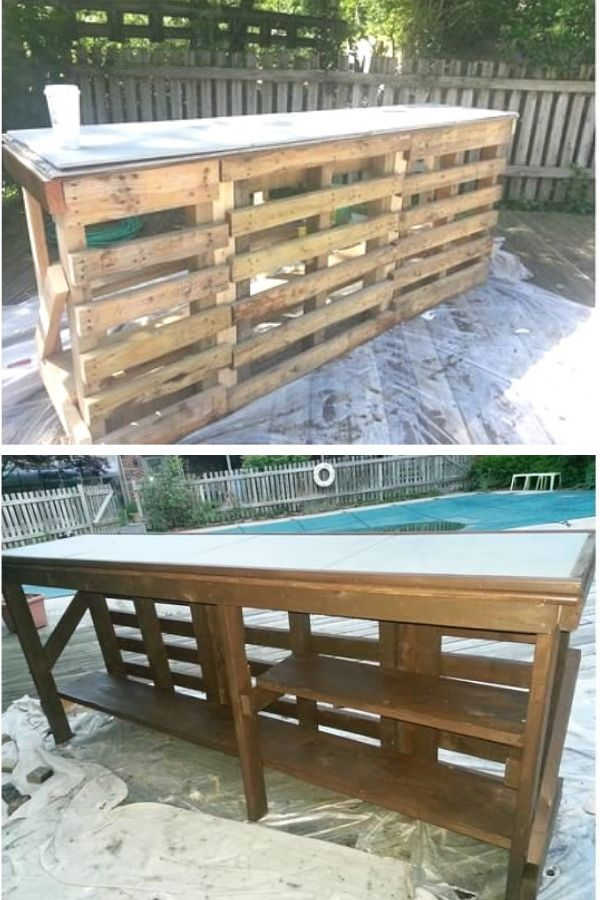 Simply Pallet Bar - Instructables