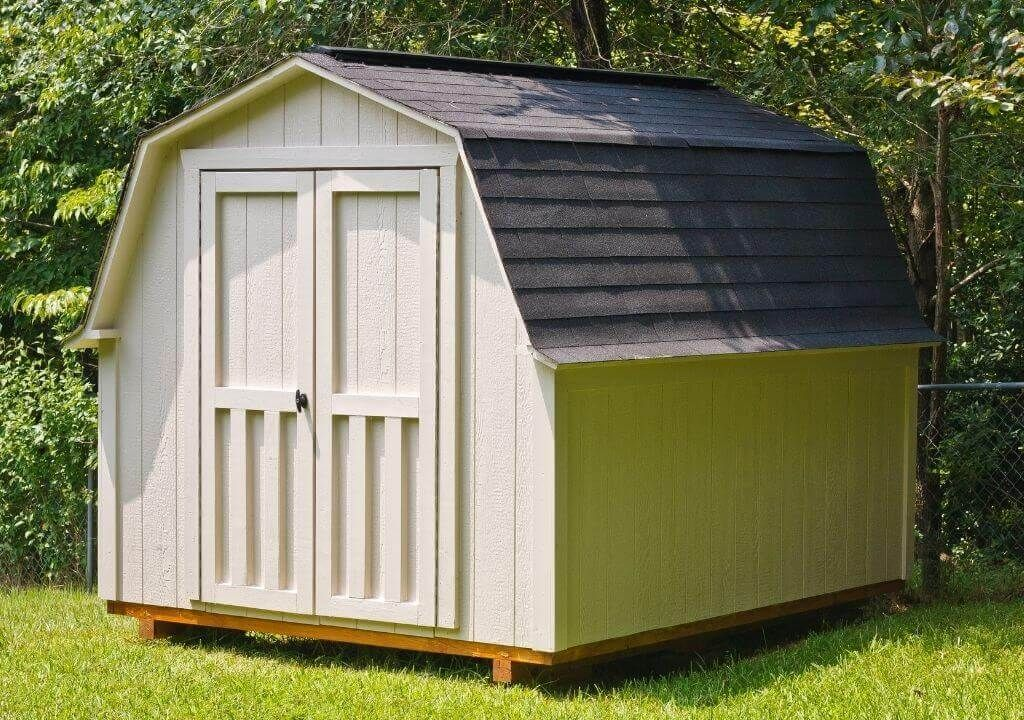21 DIY 10x12 Shed Plans You Can Build