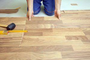 DIY Flooring Installation
