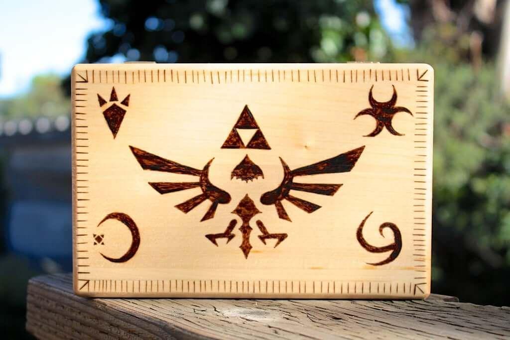 Legend of Zelda Box