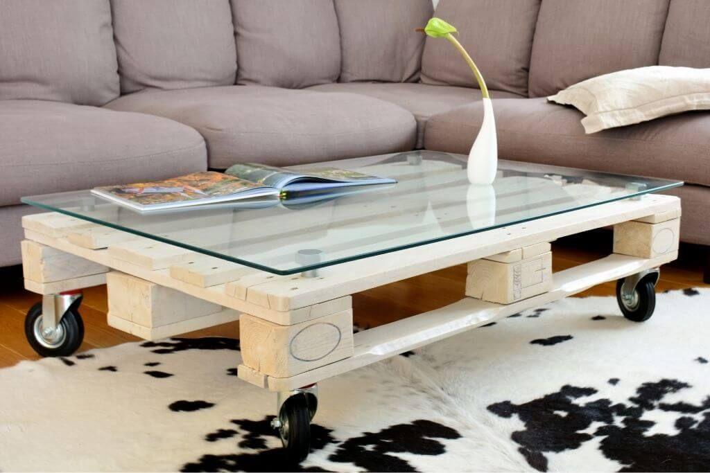 49 DIY Pallet Coffee Table Ideas