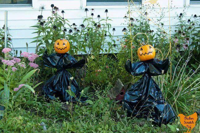 Halloween Pumpkin Goblins