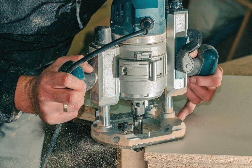 router for router table