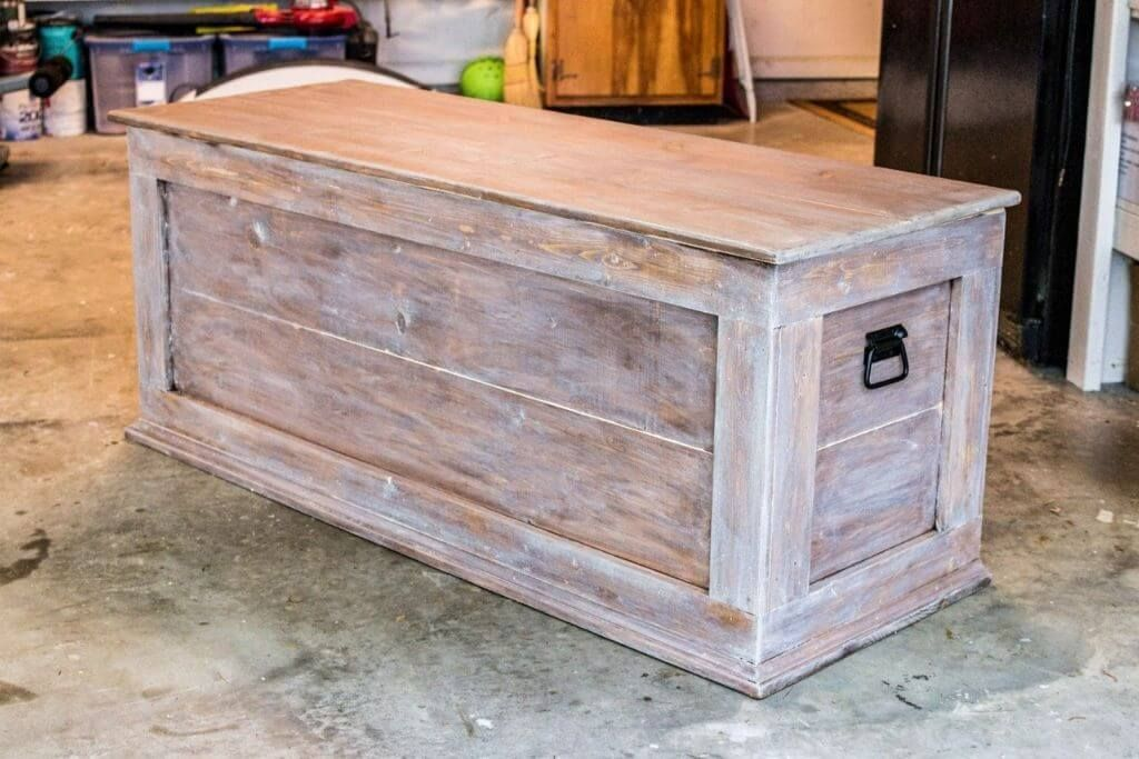 Bedroom Storage Chest For Blankets