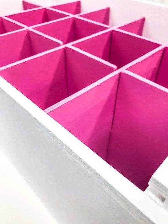 Custom Box Dividers