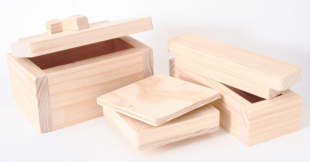 DIY Few Simple Boxes