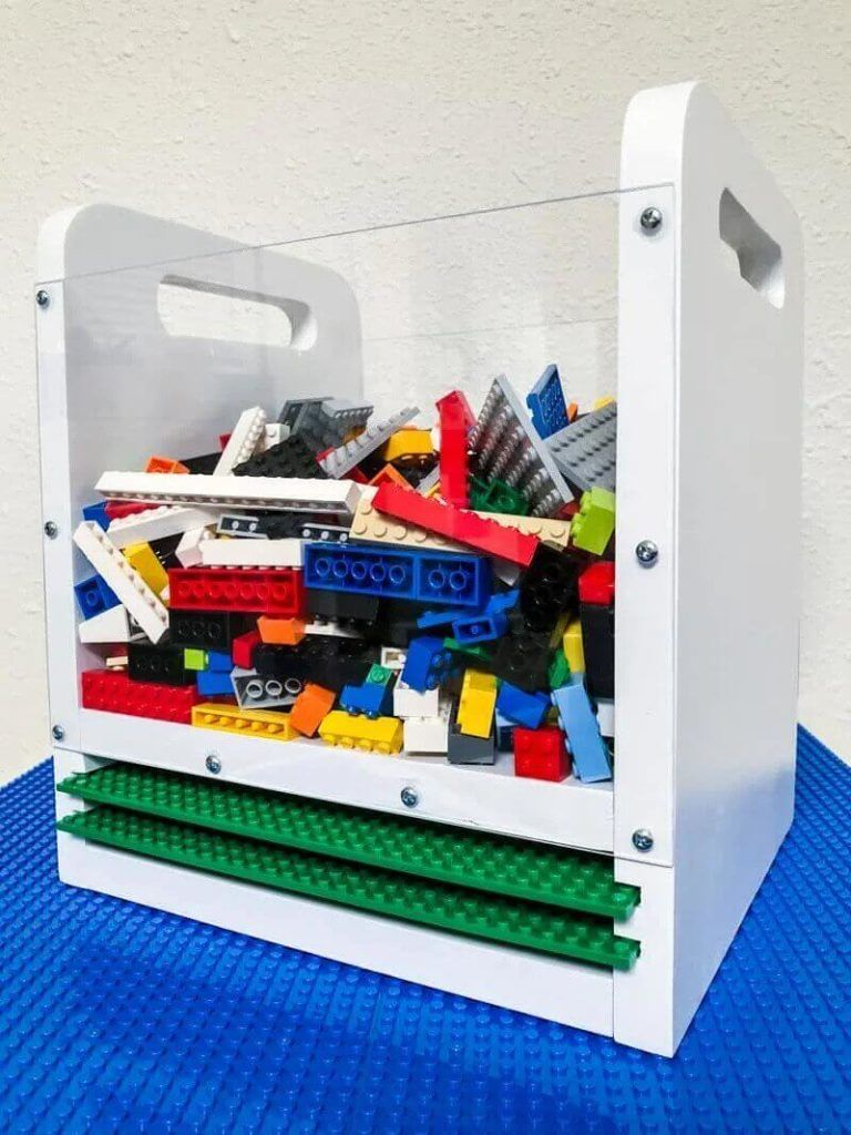 DIY Lego Bin