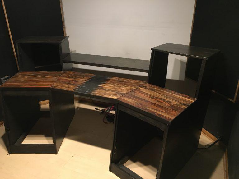 DIY Studio Desk
