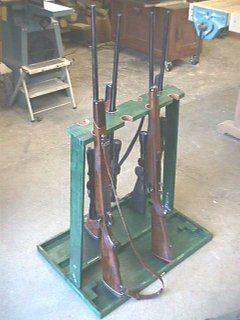 Field Rifle Rack