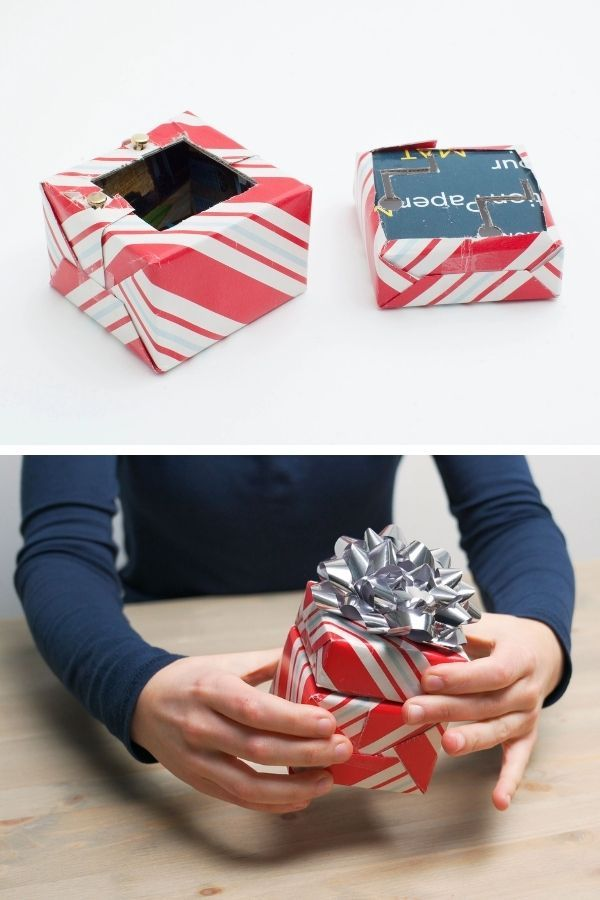 Holiday Puzzle Box