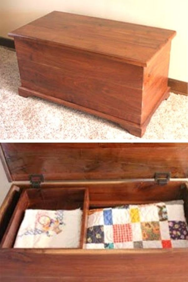 Hope Chest For The Holiday