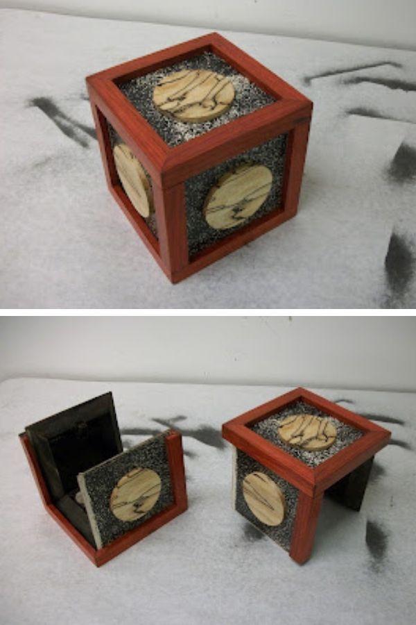 Puzzle Box By MRX Designs