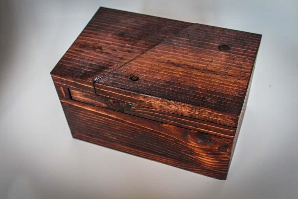 The Unabox Puzzle Box