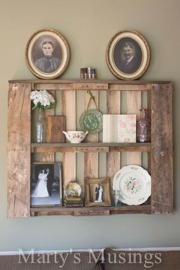 Whole Pallet Shelf