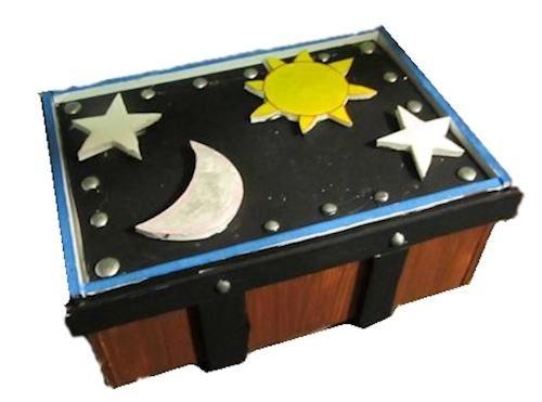 Wizard's Puzzle Box
