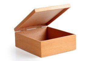 DIY Wooden Box Plans
