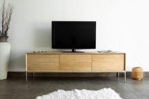 DIY TV Stand Plans