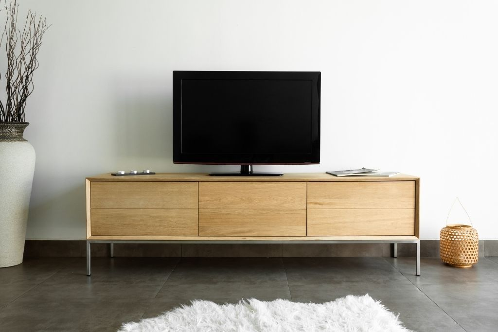 56 DIY TV Stand Plans And Ideas You Can Build