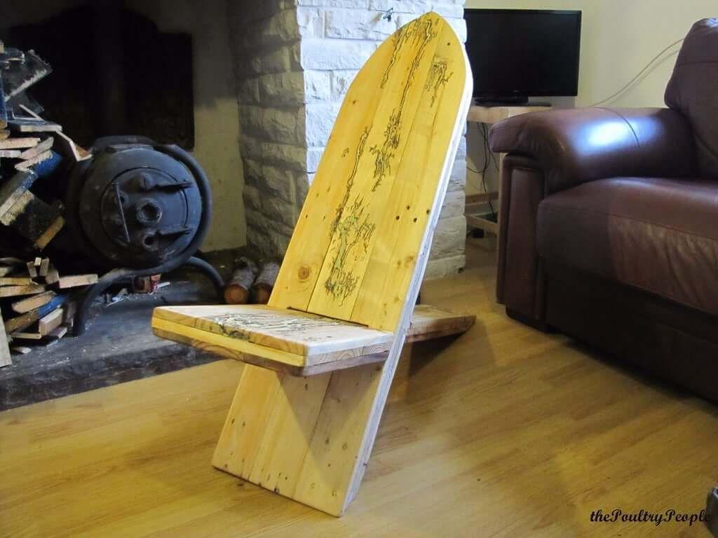 15 DIY Viking Chair Plans You Can Make
