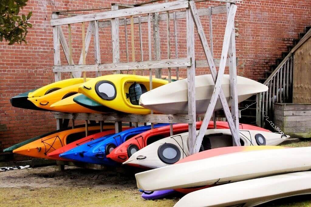 34 DIY Kayak Rack Plans And Ideas You Can Build